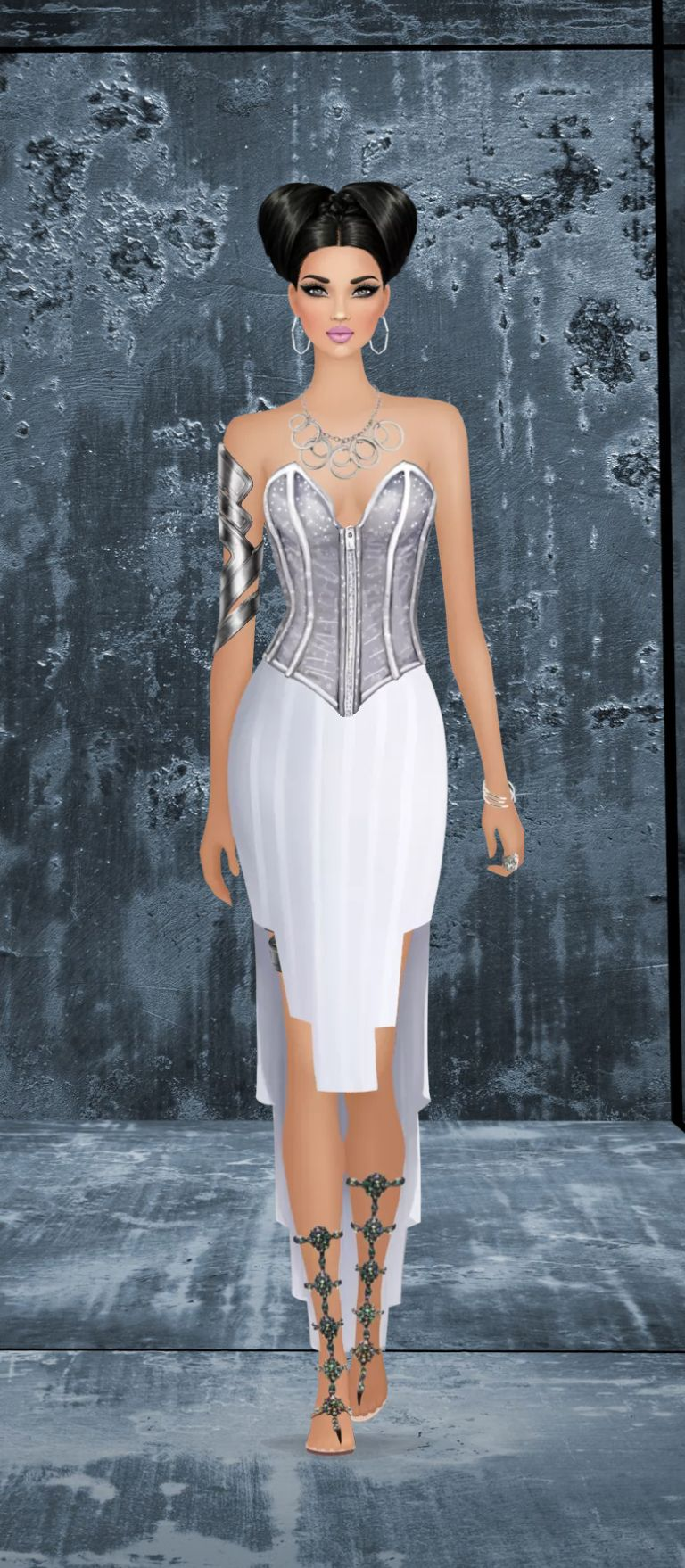Bionic Angel (With images) Fashion, Covet fashion games