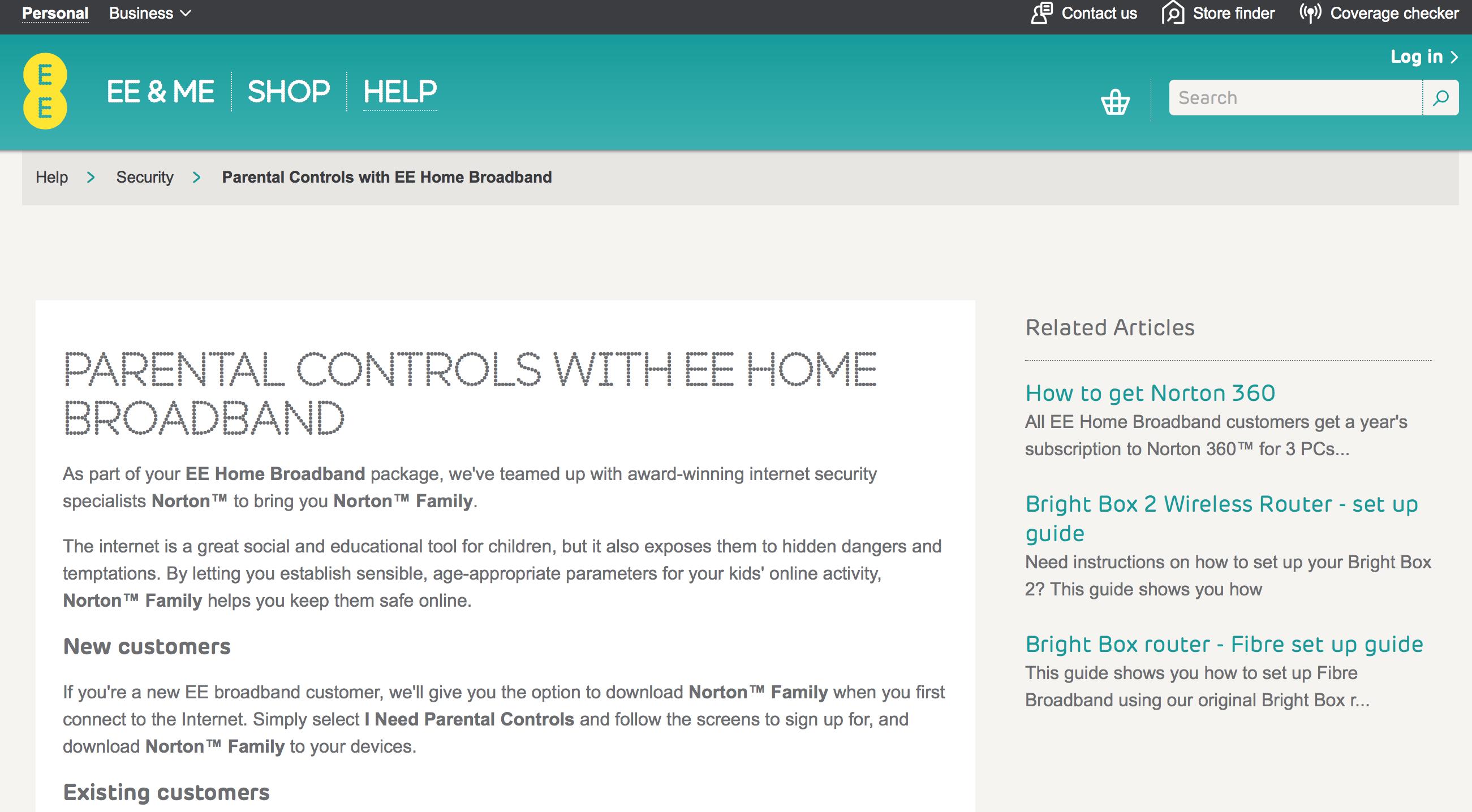 Ee Parental Controls Parental Control Online Safety Parenting