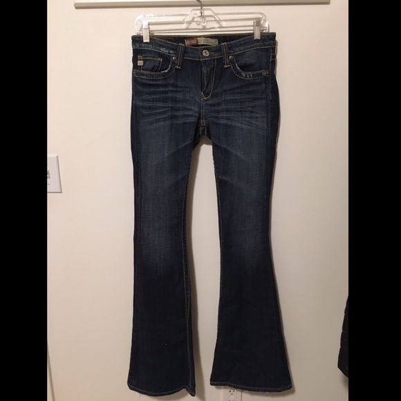 Big Star mid-rise flare jeans. 27R. Big Star mid-rise flare jeans. 27R. Big Star Jeans Flare & Wide Leg