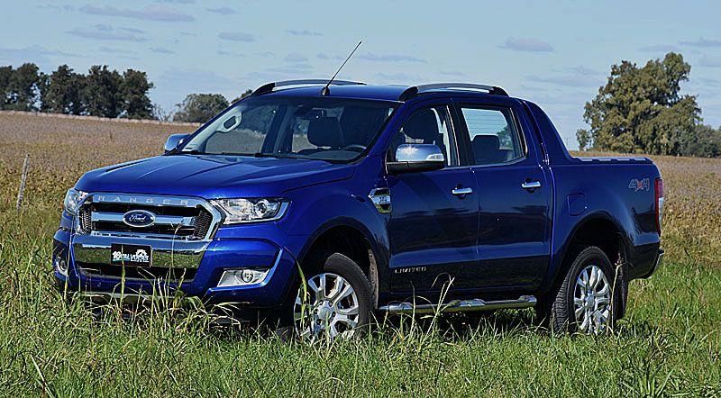 Prueba Nueva Ford Ranger Limited 4x4 M T Carros Louco Por Carros