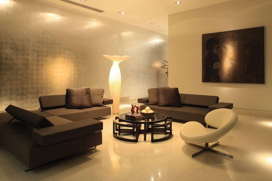 Iluminacion Estilo Lounge Salon Living Room