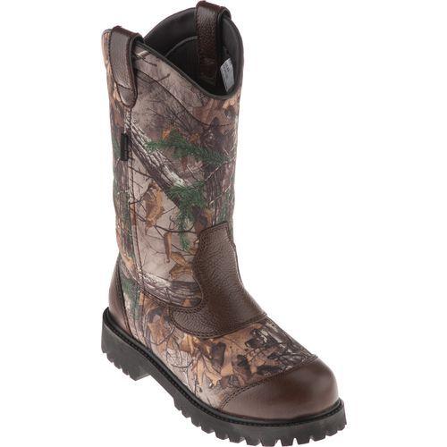 5218b95781b33 I want these!!! Game Winner® Men's Camo Wellington II BX Hunting ...