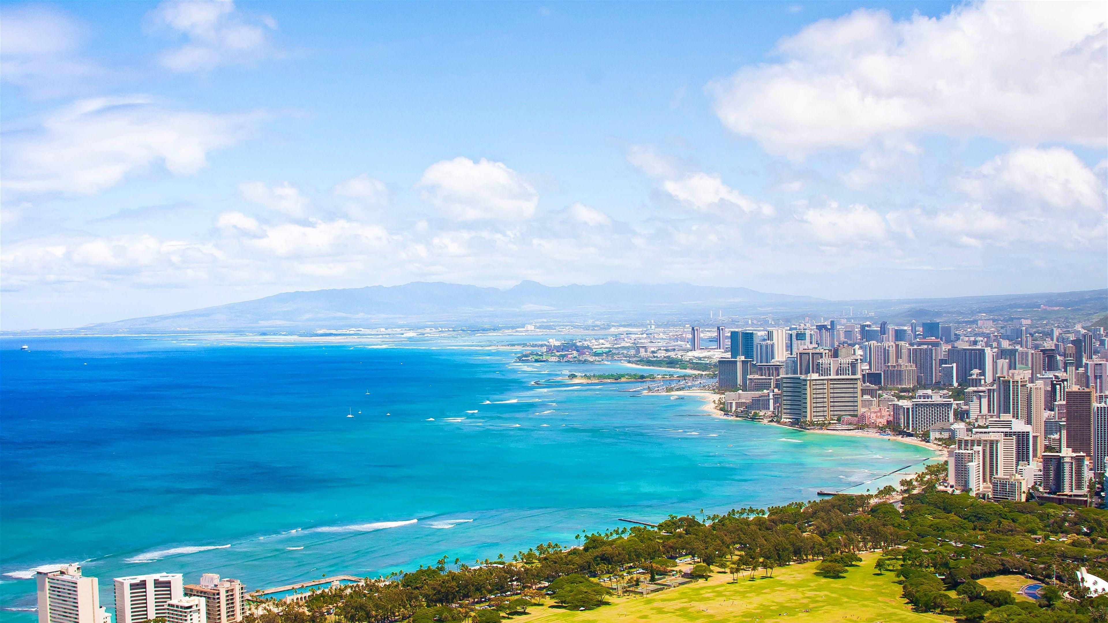 Honolulu Hawaii 3840 X 2160 Honolulu Hawaii Active Wallpaper Desktop Background Images