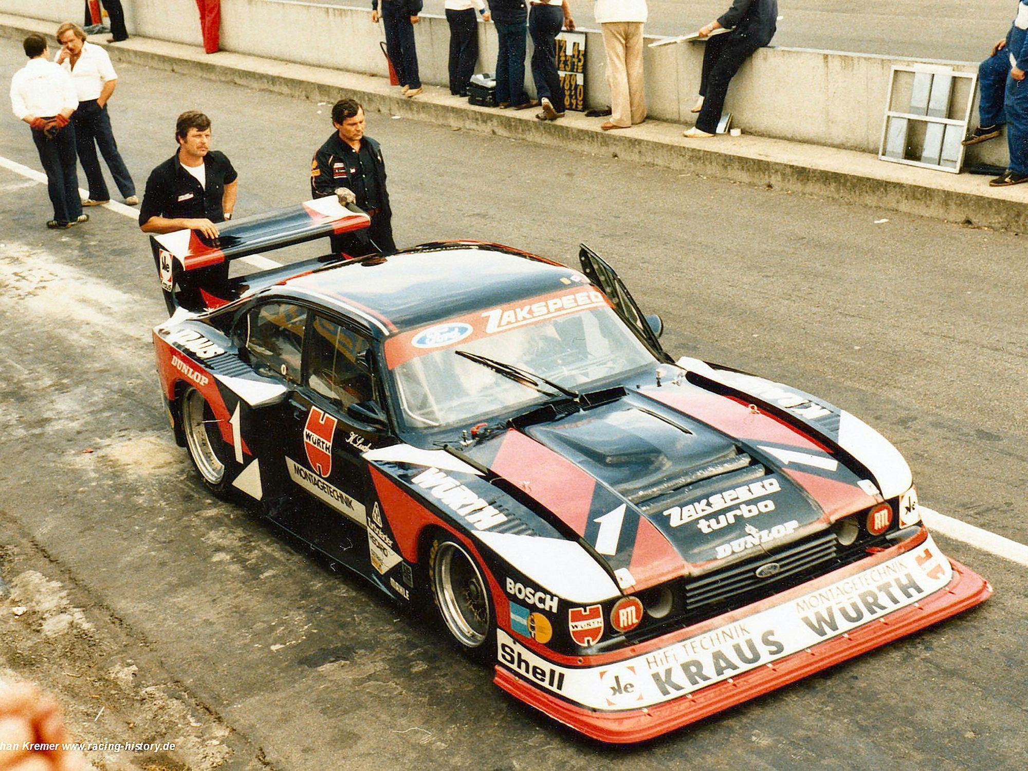 Will Race Cars Ever Look This Honest And Exciting Ever Again Ford Capri Ford Motorsport Touring Car Racing