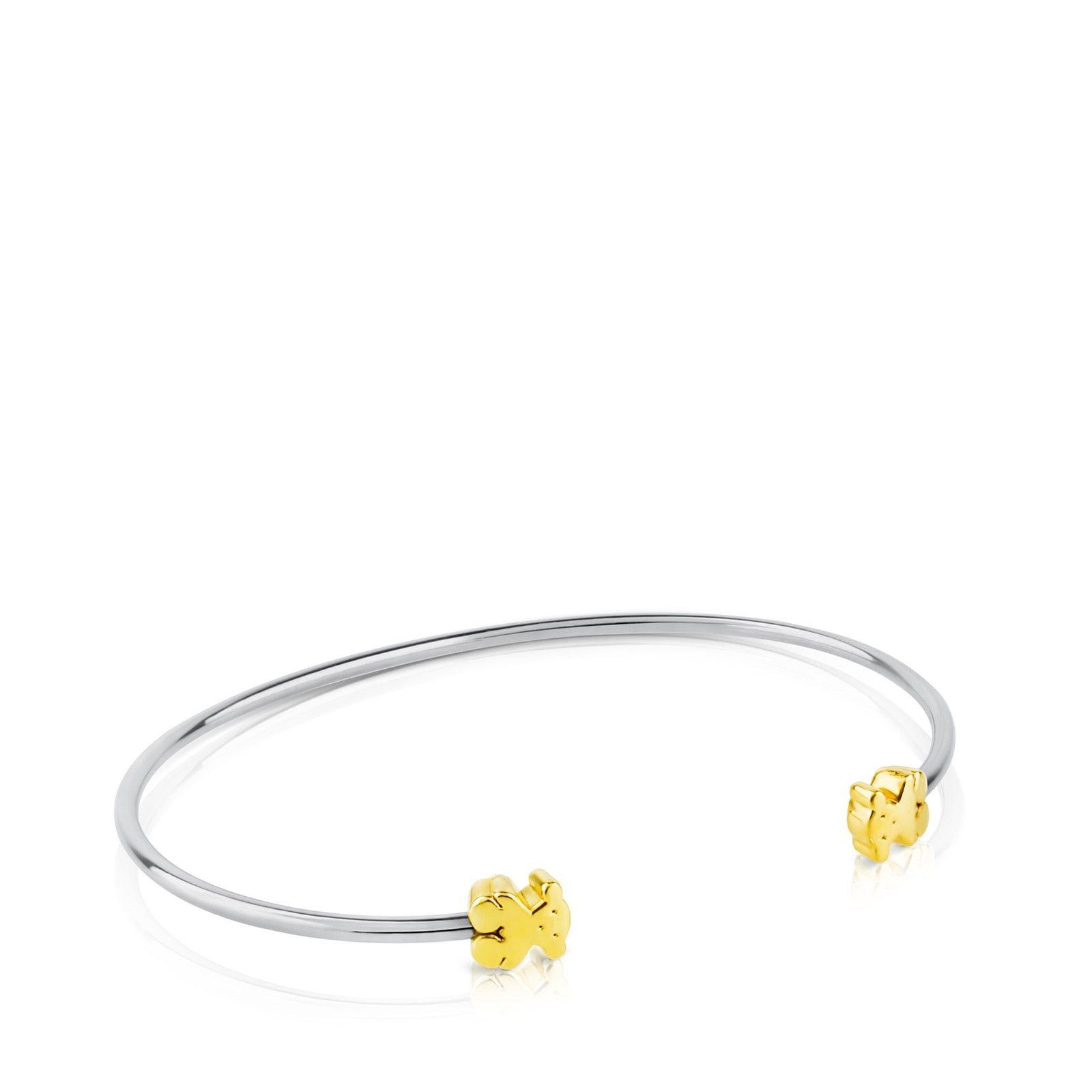 bf03b5d055ba Pulsera Colat de Titanio - Tous | Pulseras anillos accesorios ...