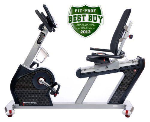 Big Sale Diamondback Fitness 910sr Recumbent Exercise Bike