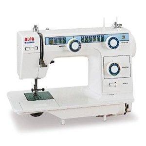 Servicio técnico Alfa. Reparación máquinas de coser Alfa