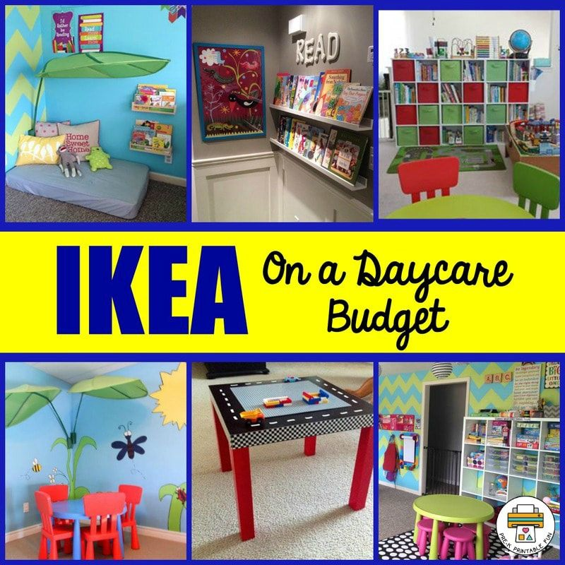 IKEA On A Daycare Budget In 2020