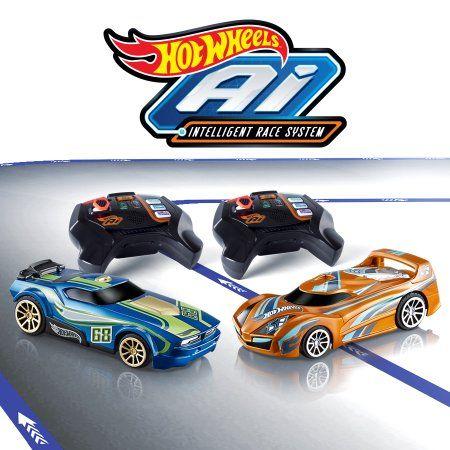 Hot Wheels A I Intelligent Race System Starter Kit Walmart Com
