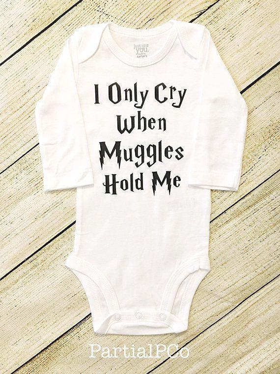 Funny Baby Onesie Sayings Mischief Managed Harry Potter Inspired Onesie