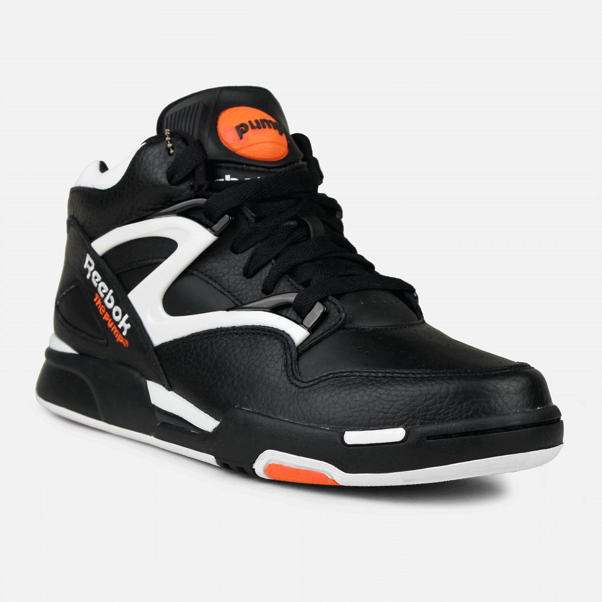 reebok_pump omni lite_dee brown | Calzado masculino, Zapatos