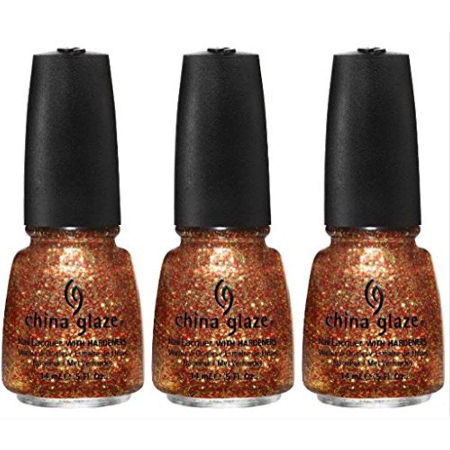3 Pack) CHINA GLAZE Capitol Colours - The Hunger Games Collection ...