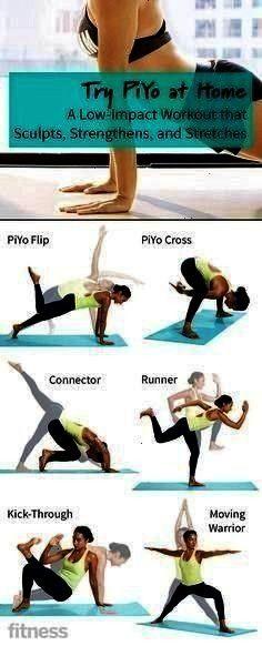 #pilatesyoga #strengthens #sameathome #athomepiyo #lowimpact #stretches #desirable #piyothis #sculpt...