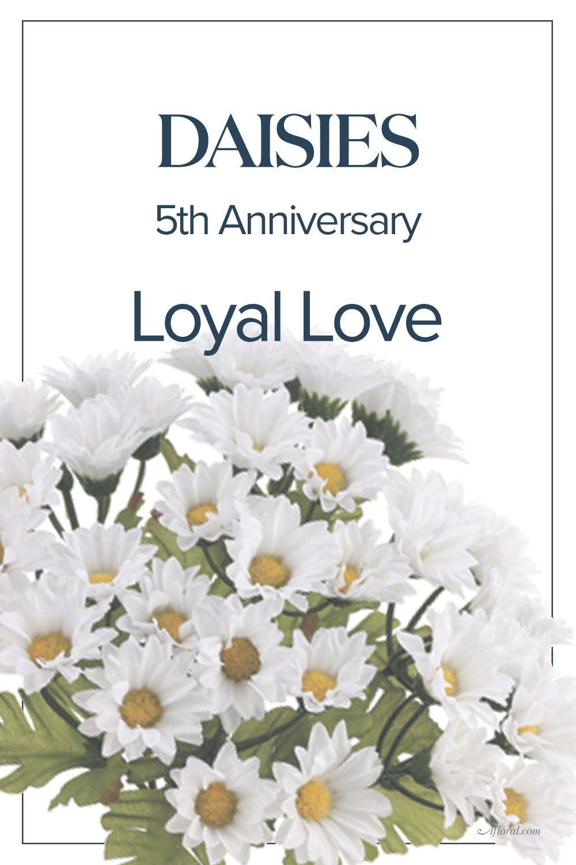 5th Wedding Anniversary Flower Anniversary Flowers Anniversary Gifts Anniversary