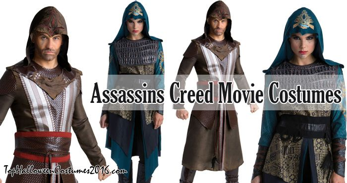 Assassins Creed Movie Costumes Aguilar, Maria Holiday ideas - halloween costumes 2016 ideas