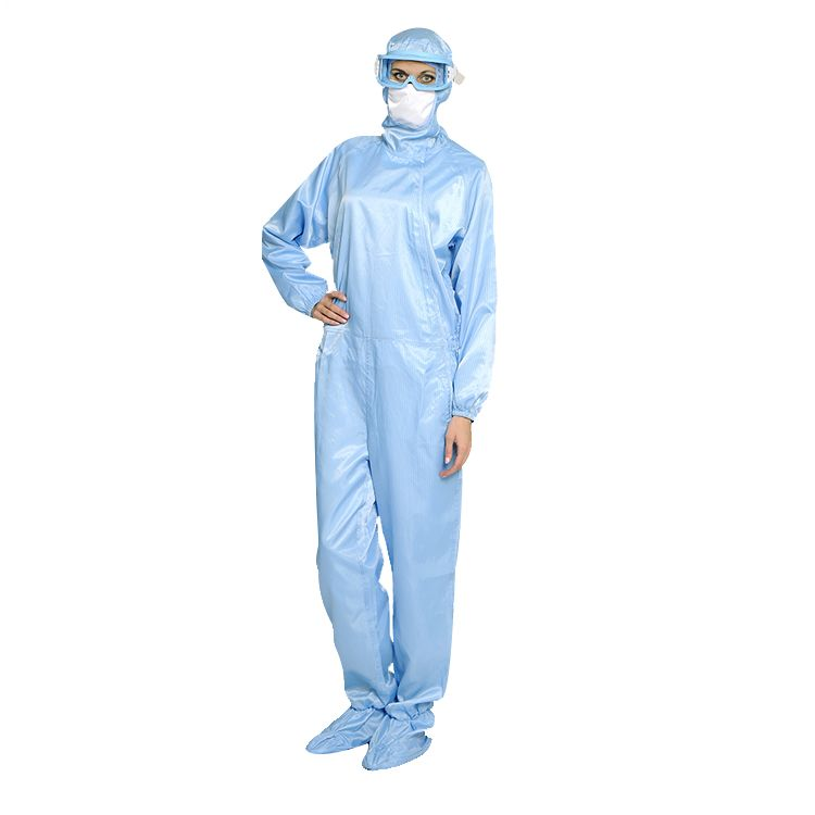944f7b19f6 China Manufacturer Good Quality Antistatic Cleanroom Suit