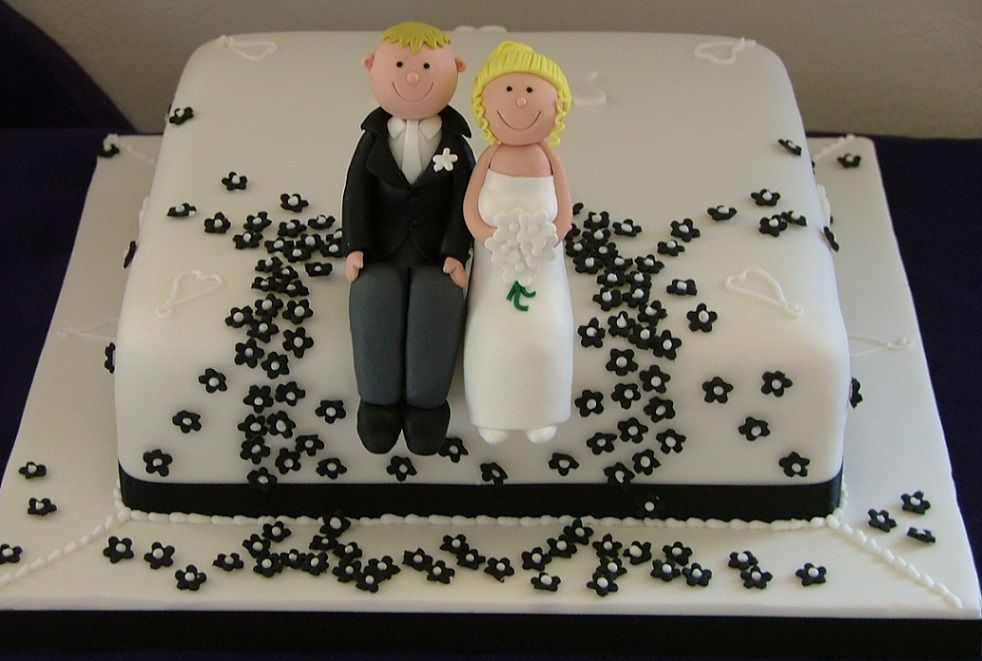 One tier wedding cake designs 1 tier cakes bespoke