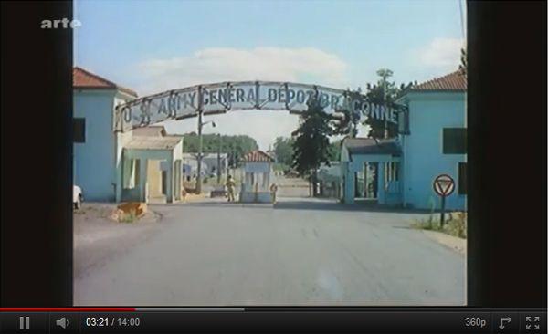 Giessen Army Depot Germany Frankfurt Germany Army Base Starting