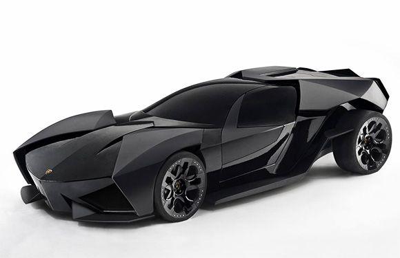 New Lamborghini Concept   Batman's New Ride - Lamborghini Ankonian Concept (8 pics) - My Modern ...