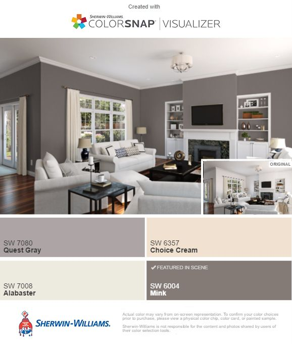 Best Sherwin Williams Mink Sw6004 With Images Family 640 x 480