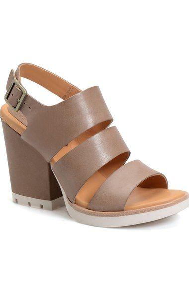 bfe25583eec Kork-Ease®  Lenny  Block Heel Sandal (Women) available at  Nordstrom ...