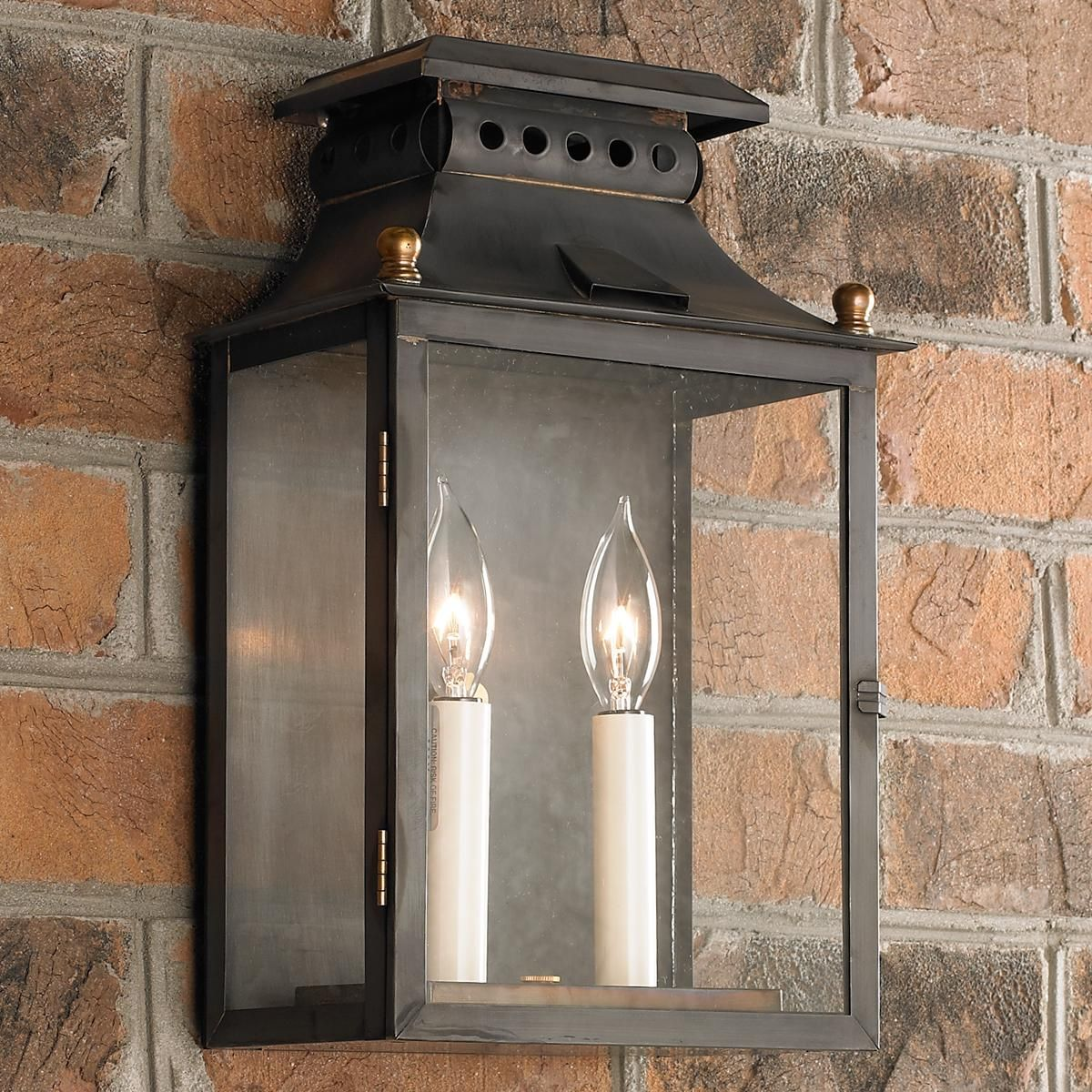 Federal Outdoor 2 Light Medium With