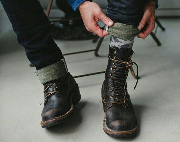 5 Tipos De Botas Masculinas Para Voc 234 Ficar Estiloso