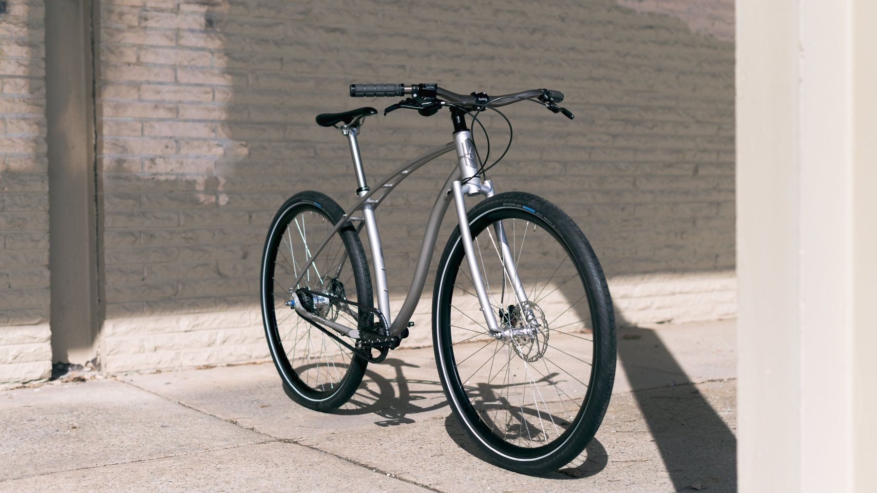 The Budnitz Model No 3 Is The Ultimate All Around City Bike With