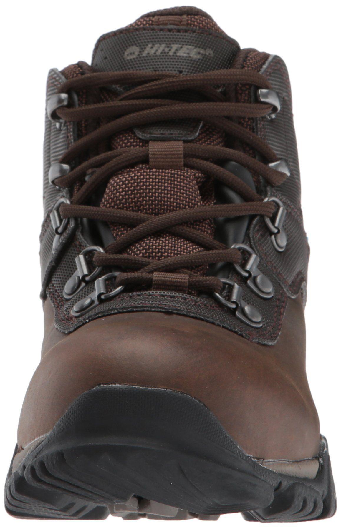 4c3e81e7a05 HiTec Unisex Altitude VI Jr Waterproof Hiking Boot Dark Chocolate 12 ...