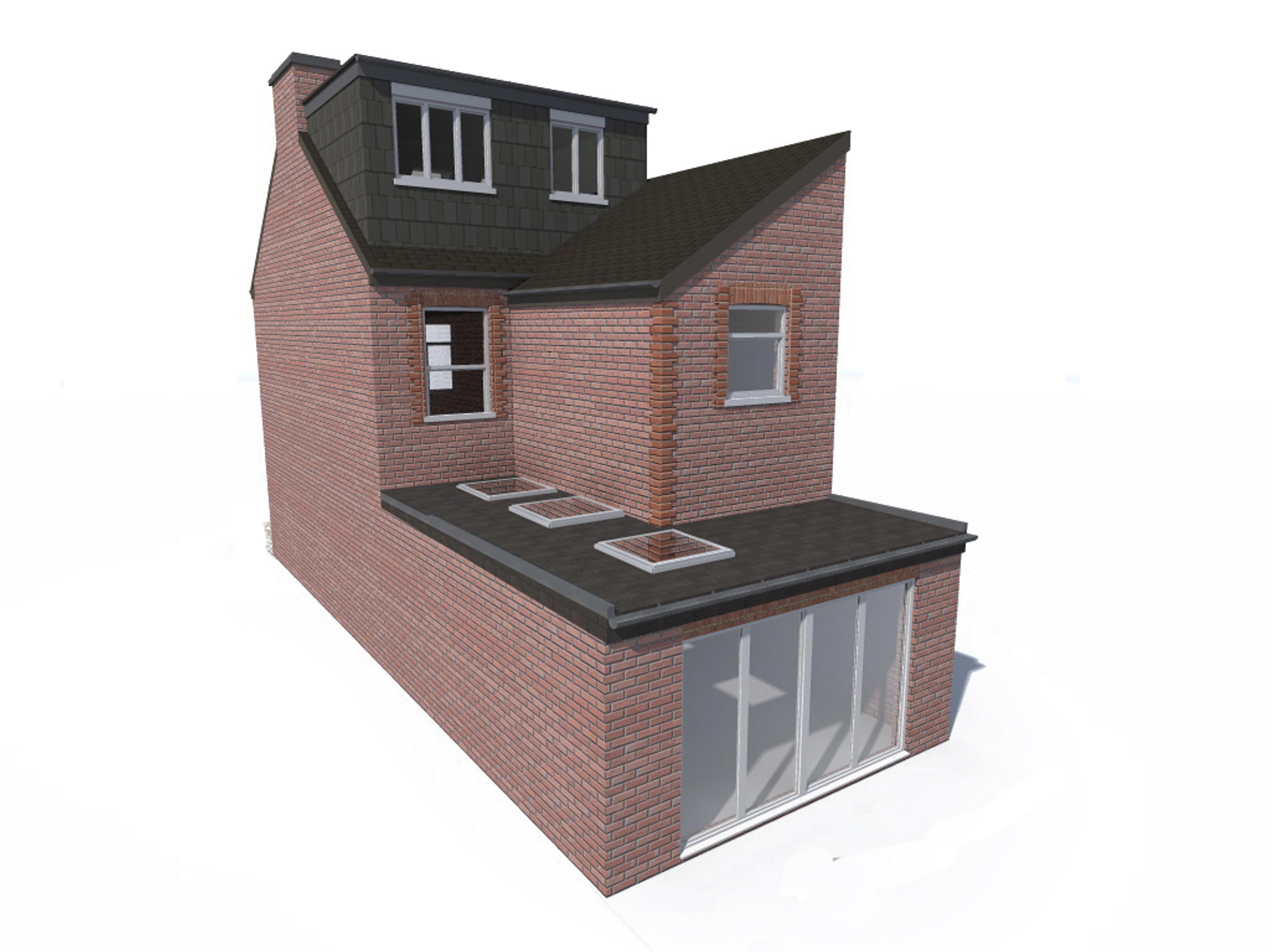Loft Conversion in Chiswick, West London - Our Portfolio