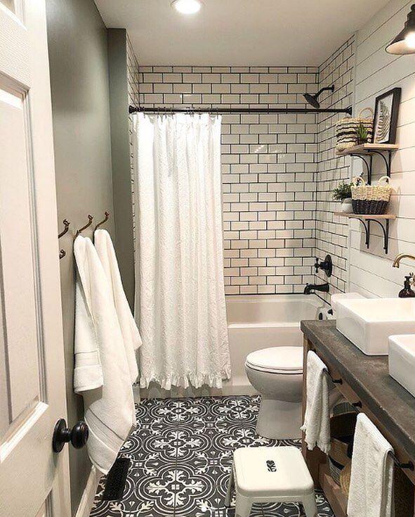 Hallway Bath Tile Bathrooms Remodel Bathroom Design Small Bathroom Design