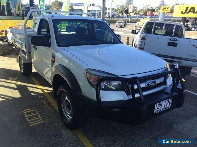 2010 ford ranger pk xl 4x2 white manual 5sp m cab chassis ford rh pinterest com 2012 Ford Ranger 2013 Ford Ranger