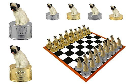 Triple Weighted Neon Blue Bag Quiver Chess Set Combination Royal Blue Boar
