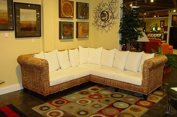 durable living room furniture. Room Incredibly durable eco friendly hand woven seagrass sectional with