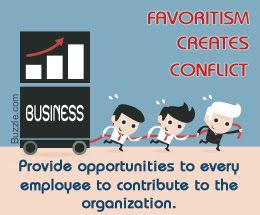 Favoritism: Are You Discriminated at Work?--- Unprofessional ...