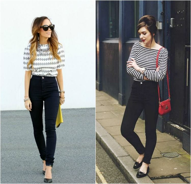 como-usar-calça-jeans-cintura-alta-1.jpg 750×725 pixels