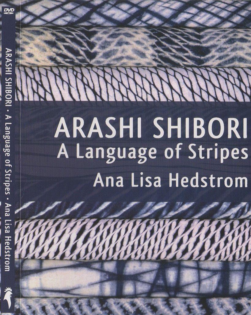 DVD: Arashi Shibori: Language of Stripes by Ana Lisa