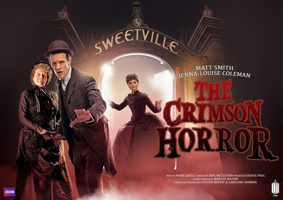 Episode Review: Doctor Who - The Crimson Horror - So So Gay