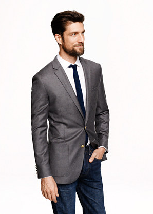 Images of Sport Coat And Jeans - Reikian