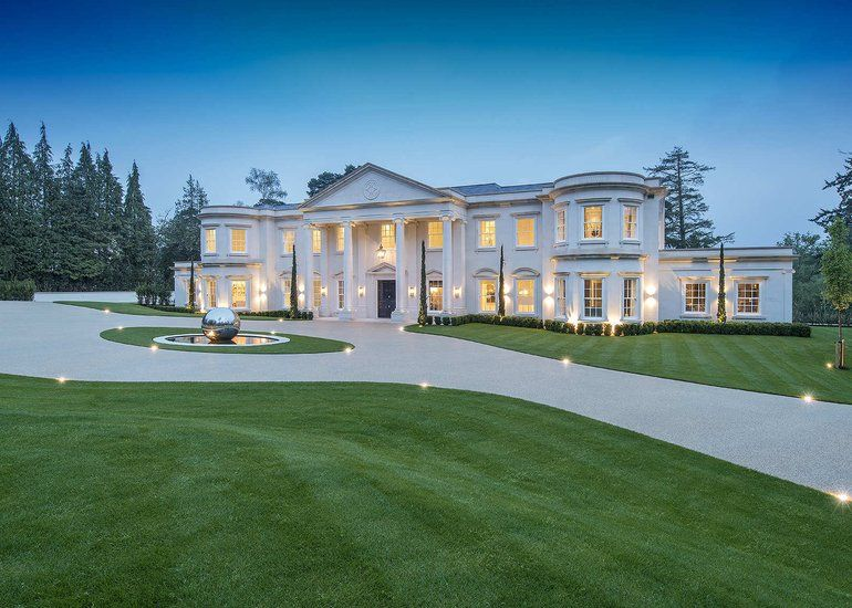 Dawn Hill Waverley Drive Wentworth Property For Sale In Virginia Water Surrey