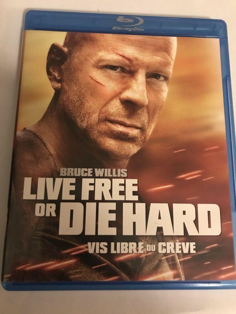Live Free Or Die Hard [Blu-ray] [US Import]: Amazon.co.uk ...