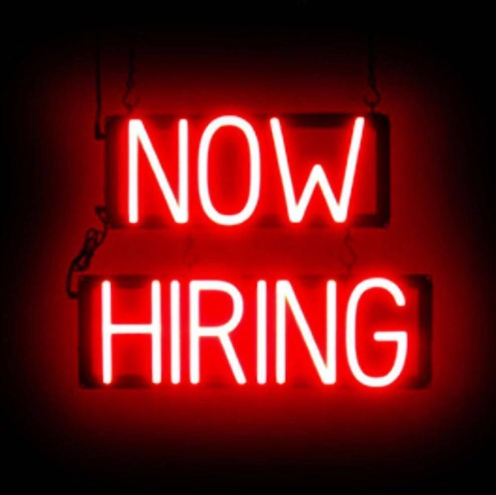 Now Hiring Drivers New School Tattoo Wine And Liquor Signs