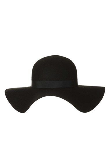 Free shipping and returns on Topshop Floppy Wool Felt Hat at Nordstrom.com. Add a touch of eclectic boho style to your look with a floppy, wide-brimmed felt hat.