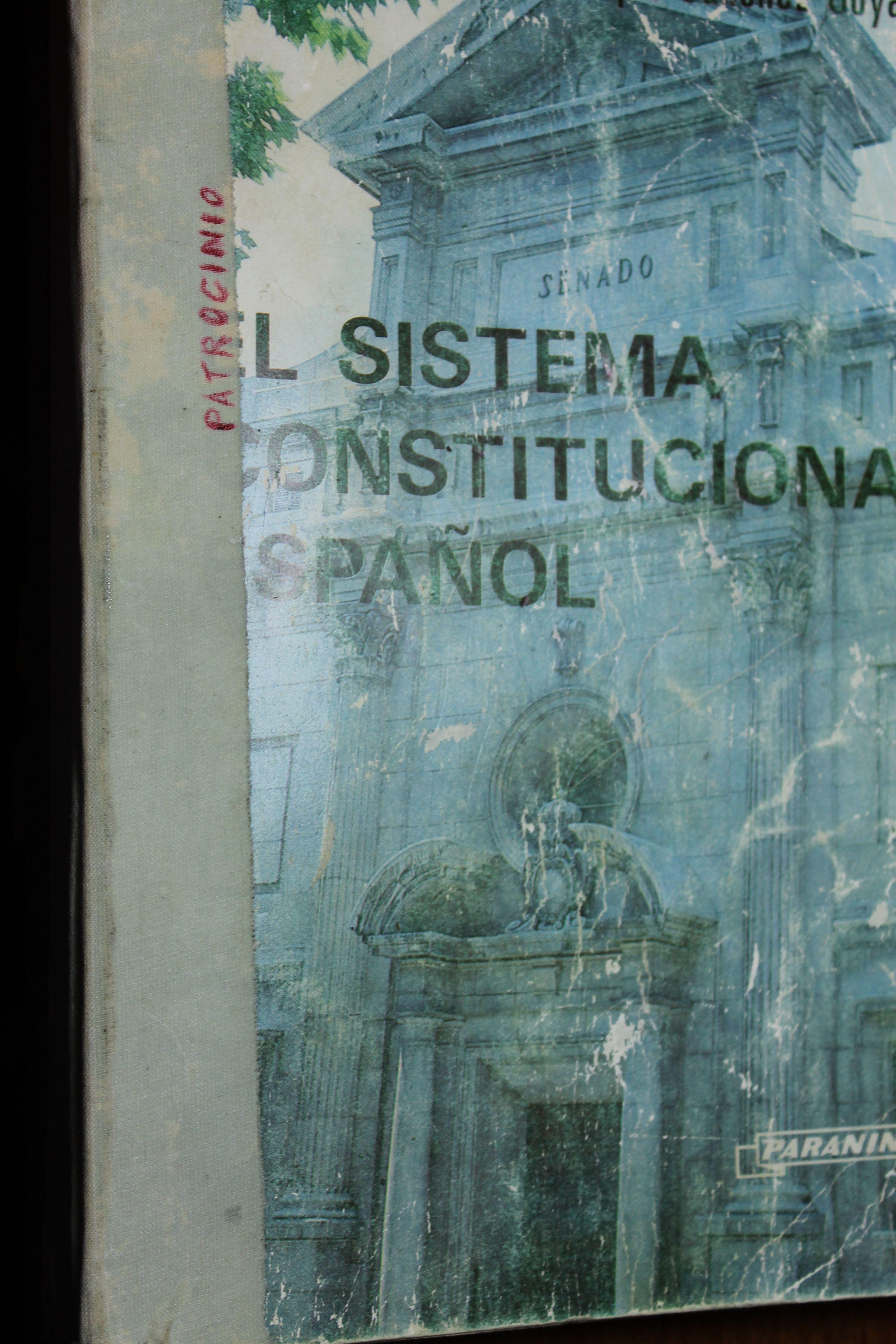 La Constitución, libro de cabecera de Don Zacarías.
