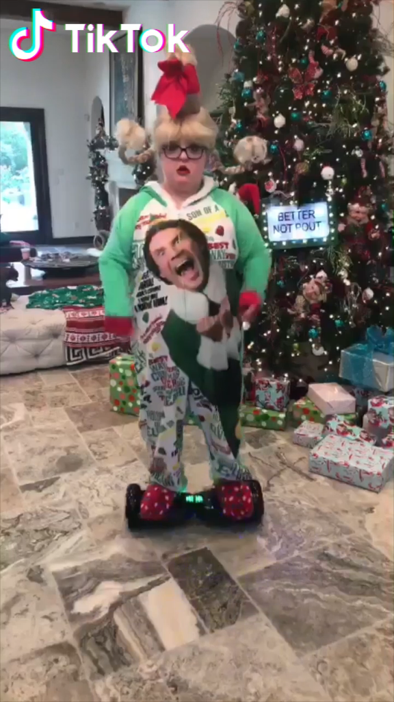 Christmas Humor Get Inspired By The World On Tiktok Today Download Now To Watch More Funny Chr Video Funny Christmas Videos Funny Christmas Jokes Christmas Humor