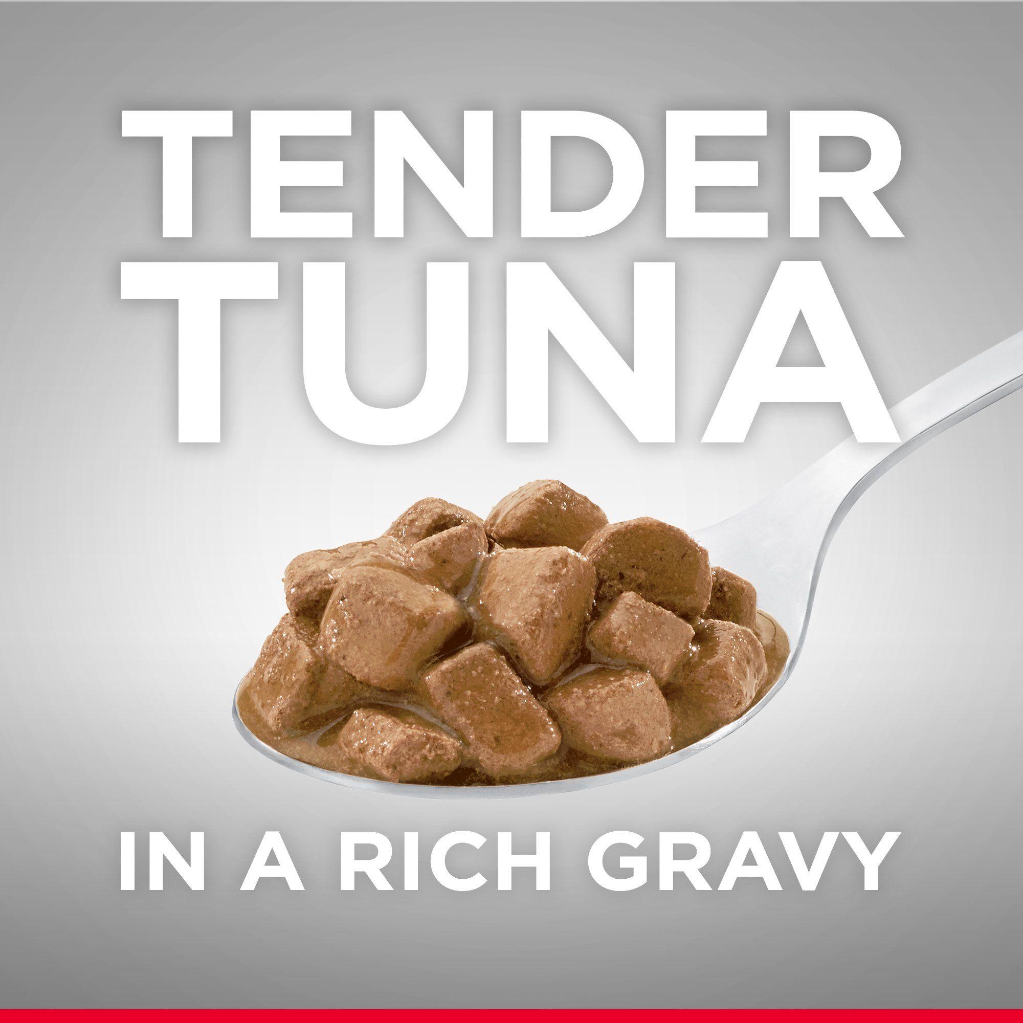 Hills science diet adult wet cat food tender tuna dinner