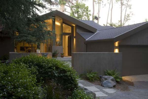 Surprising Renovation Of An 80 S Home In California