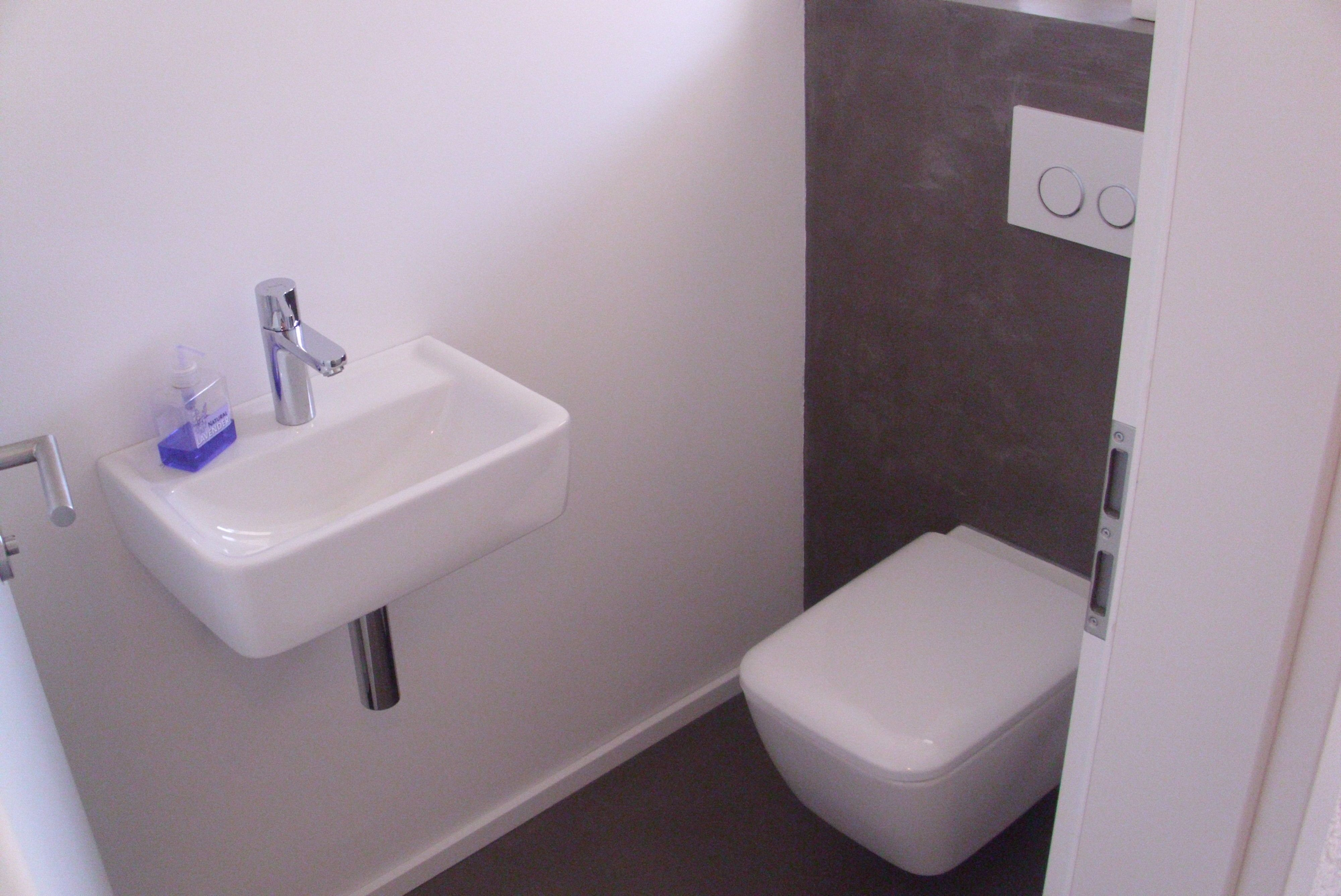 Rückwand Badezimmer ~ Wc rückwand boden betonoptik pinterest