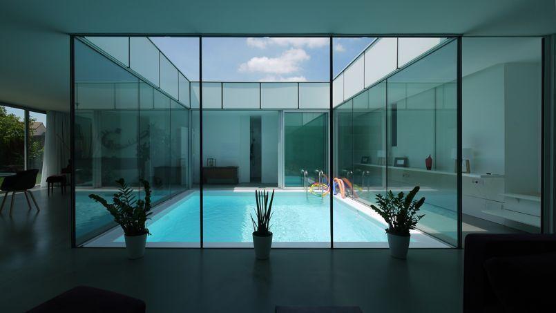 Ces quatre maisons d architecte sont les plus belles de - Les plus belles architectures de maisons ...
