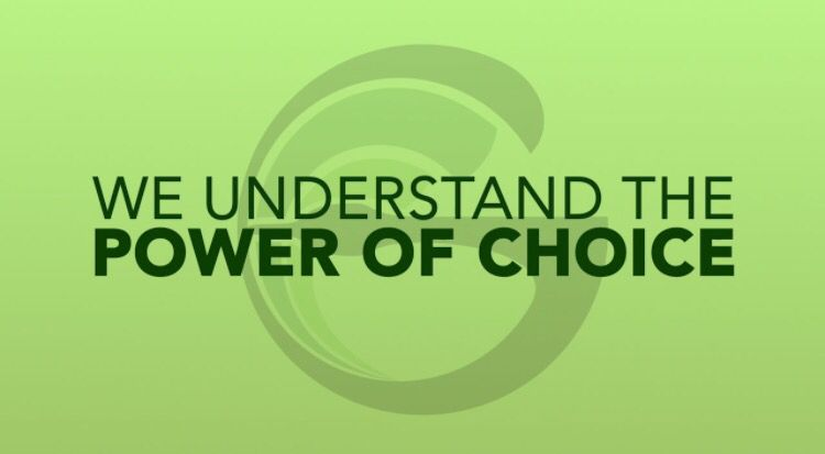 We Understand The Power Of Choice Goosehead Insurance Power